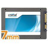 "64GB Crucial m4 Slim 2.5"" (6.4cm) SATA 6Gb/s MLC synchron (CT064M4SSD1)"