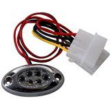 LAMPTRON 6-Cluster weiß LED Kit für Gehäuse (LAMP-LED604D-R)