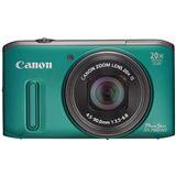 Canon PowerShot SX260 HS grün