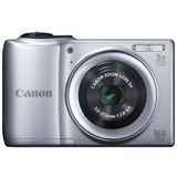 Canon PowerShot A810 silber