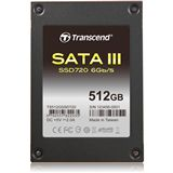 """512GB Transcend SSD720 2.5"""" (6.4cm) SATA 6Gb/s MLC Toggle"""