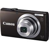 Canon PowerShot A2400 IS SCHWARZ - Digitalkamera