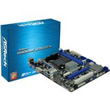 ASRock 960GM/U3S3 FX AMD 760G So.AM3+ Dual Channel DDR3 mATX Retail