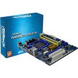 ASRock N68C-GS FX NVIDIA nForce 630a So.AM3+ Dual Channel DDR2/DDR3