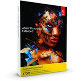 Adobe Photoshop Extended CS6 32/64 Bit Deutsch Grafik EDU-Lizenz Mac