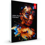 Adobe Photoshop Extended CS6 32/64 Bit Deutsch Grafik Upgrade PC (DVD)
