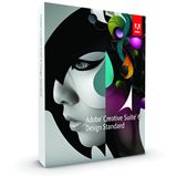 Adobe Creative Suite 6.0 Design Standard 32/64 Bit Deutsch Grafik Vollversion PC (DVD)