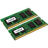 8GB Crucial Value DDR3-1333 SO-DIMM CL9 Dual Kit