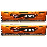 16GB G.Skill Ares orange DDR3-1600 DIMM CL9 Quad Kit