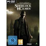 Die neuen Abenteuer des Sherlock Holmes: Das Testament (PC)
