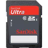 8 GB SanDisk Ultra SDHC Class 10