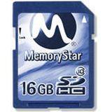 16 GB Memorystar Standard SDHC Class 10 Retail