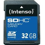 32 GB Intenso Standard SDHC Class 4 Bulk