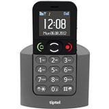 Tiptel Ergophone 6050 schwarz/grau