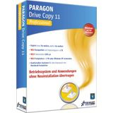 Paragon Drive Copy 11.0 Professional Edition 32/64 Bit Deutsch