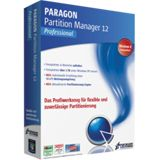 Paragon Partition Manager 12.0 Professional Edition 32/64 Bit Deutsch