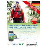 Garmin Topo Deutschland 2012 Süd Karten (SD-Karte)