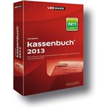 Lexware Kassenbuch 2013 (Ver. 12.0) 32/64 Bit Deutsch Office Vollversion PC (CD)