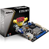 ASRock E35LM1 AMD A50M So.BGA Single Channel DDR3 Mini-ITX Retail