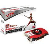 1GB VTX3D Radeon HD 7850 X-Edition Aktiv PCIe 3.0 x16 (Retail)