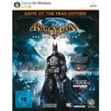 Warner Home Video Ge Batman Arkham Asylum: GotY-Ed. (PC)
