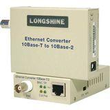 Longshine ET-509R Medienkonverter 10Base-T -> 10Base-2 (BNC)