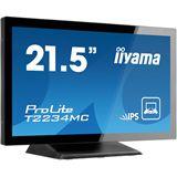 "21,5"" (54,61cm) iiyama ProLite T2234MC-B1 Touch schwarz"