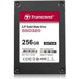 """256GB Transcend SSD320 2.5"""" (6.4cm) SATA 6Gb/s MLC Toggle"""