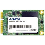 64GB ADATA XPG SX300 mSATA 6Gb/s MLC asynchron (ASX300S3-64GM-C)