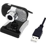 LogiLink UA0155 Webcam USB