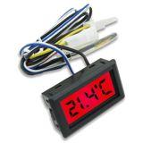 XSPC LCD Temperatursensor - rot