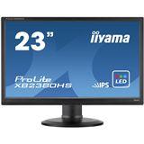 "23"" (58,42cm) iiyama ProLite XB2380HS schwarz 1920x1080 1xHDMI 1.3 / 1xVGA / 1xDVI"