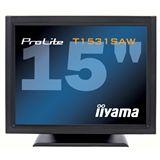 """15"""" (38,10cm) iiyama ProLite T1531SAW schwarz 1024x768 1xVGA /"""