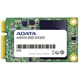 256GB ADATA XPG SX300 mSATA 6Gb/s MLC asynchron (ASX300S3-256GM-C)
