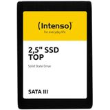 "128GB Intenso Top III 2.5"" (6.4cm) SATA 6Gb/s MLC (3812430)"