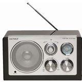 Denver Küchenradio TR-61C Schwarz