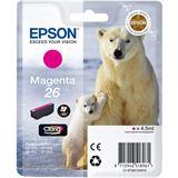 Epson Tinte C13T26134010 magenta