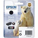 Epson Tinte C13T26214010 schwarz