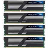 8GB GeIL Value Plus DDR3-1333 DIMM CL9 Quad Kit