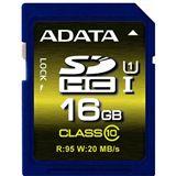 16 GB ADATA Premier Pro UHS-I U1 SDHC Class 10 Retail