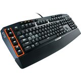 Logitech G710+ Gaming Keyboard CHERRY MX Brown USB Deutsch schwarz
