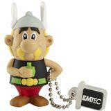 4 GB EMTEC Asterix Figur USB 2.0