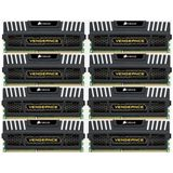 64GB Corsair Vengeance schwarz DDR3-1866 DIMM CL9 Octa Kit