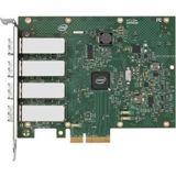 Intel Ethernet Server Adapter I340-F4 bl