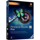 Pinnacle Studio 16.0 Plus 32/64 Bit Multilingual Grafik EDU-Lizenz PC