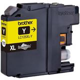 Brother Tinte LC125XLY gelb