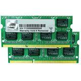16GB G.Skill Standard DDR3-1600 SO-DIMM CL11 Dual Kit