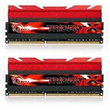 8GB G.Skill TridentX DDR3-2666 DIMM CL10 Dual Kit