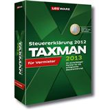 Lexware Taxman 2013 für Vermieter 32/64 Bit Deutsch Office