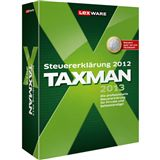 Lexware Taxman 2013 32/64 Bit Deutsch Office Vollversion PC (DVD)